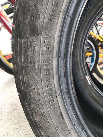 Pneu usado Pirelli Aro 18 - Foto 4