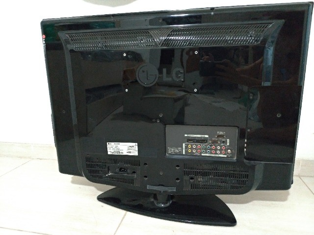 Tv LG 32lg30r Com Defeito, Display Ok. - Foto 3