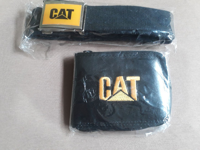 Conjunto CAT novos.