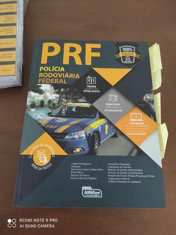 Kit Apostilas Alfacon Prf 2021 - Foto 4