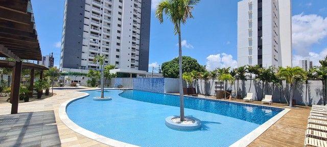Excelente Apartamento Andar Alto com 3 suítes 141 m2 Lagoa Nova  - Foto 14