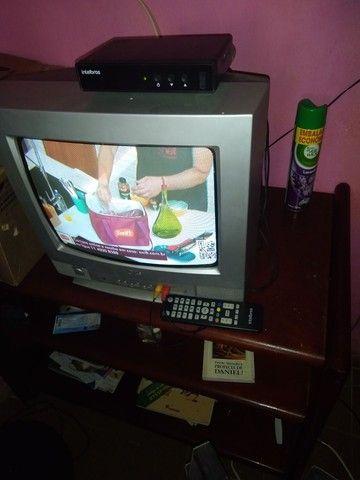 Tv com conversor - Foto 3