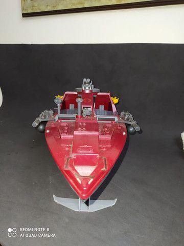 Comandos em ação -hidrojato torpedeiro cobra - Foto 4