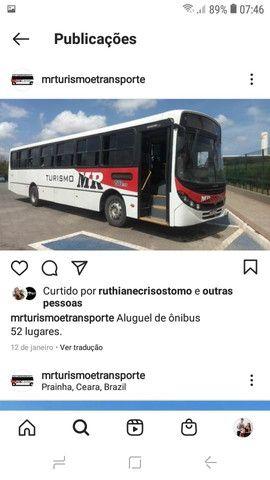 Ônibus 1722 eletrônico ano 2010  *