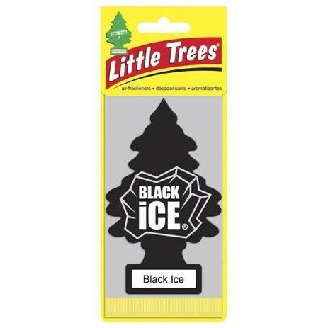 Kit 20x - Little Trees - Black Ice (Cheirinho De Frescor) - Original