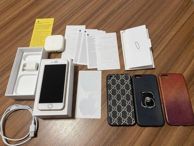 iPhone 6s Gold; - Foto 6