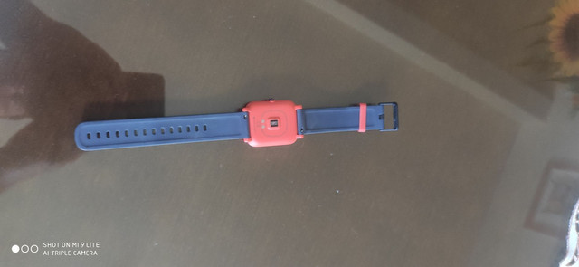Relógio xiaomi smart whatch amazfit  - Foto 2