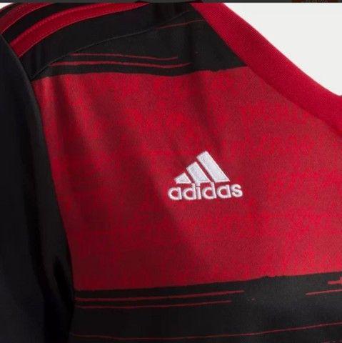 Camisa Flamengo adidas feminina  - Foto 4