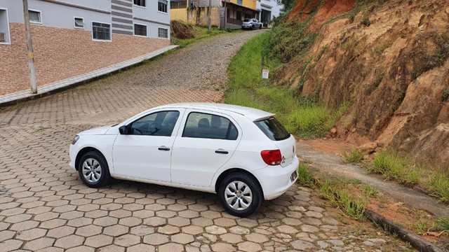 VW Gol G6 Special 1.0 Branco Completo Ú.Dono - Foto 10