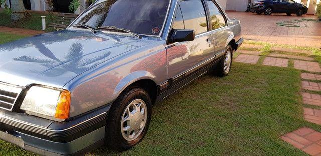 Monza SL/E 2.0 de 1989. Carro antigo, conservado, de Família e com baixa quilometragem. - Foto 2