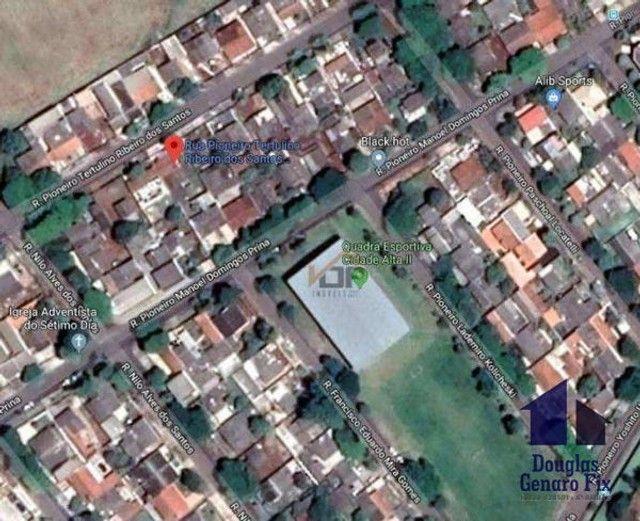 Casa com 2 quartos - Bairro Conjunto Residencial Cidade Alta em Maringá