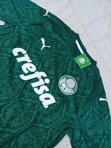 Camisa do Palmeiras Puma 2021 Original Importada Entrego - Foto 3