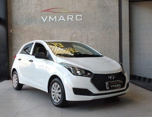 Hyundai HB20 1.0 Unique 12v 2019