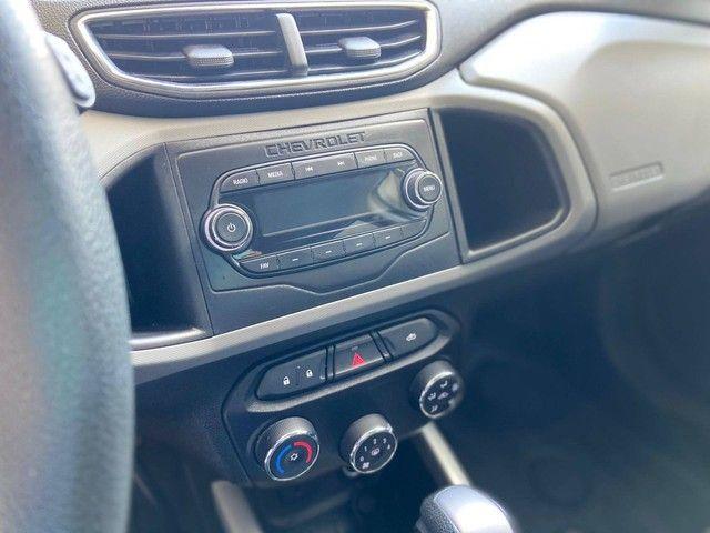 ONIX 2019/2019 1.4 MPFI ADVANTAGE 8V FLEX 4P AUTOMÁTICO - Foto 12