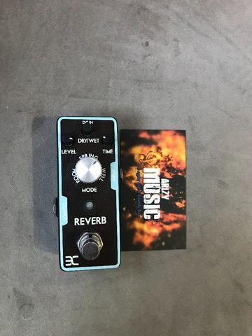 Pedal Reverb Eno Mini True Bypass - Arizy Music - Foto 5
