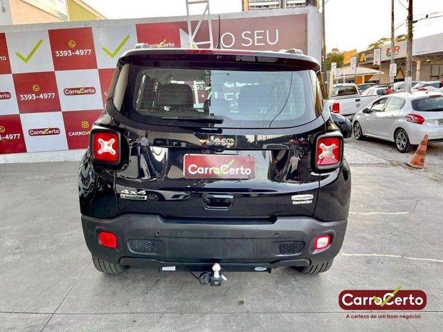 RENEGADE 2018/2019 2.0 16V TURBO DIESEL LONGITUDE 4P 4X4 AUTOMÁTICO - Foto 5