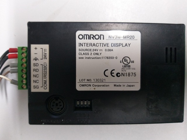 IHM - NV3W-MR20 - Mono Lcd - Foto 2
