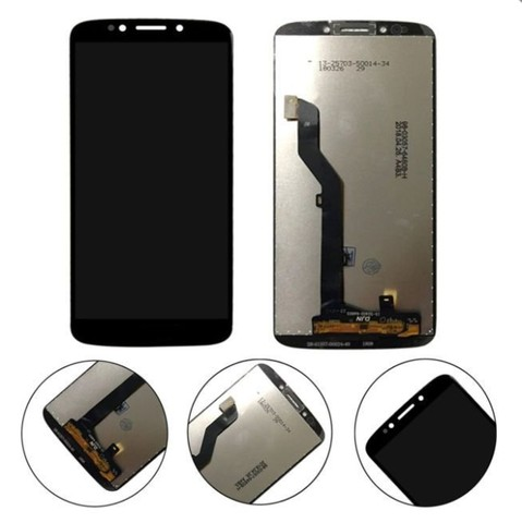 Tela Touch Screen Frontal Display LCD Moto G6 Play