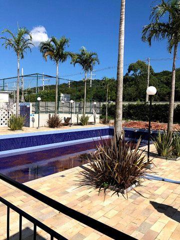 Apartamento novo com 2 dorm. semi-mobiliado, decorado pronto pra morar - Areis-São José - Foto 12