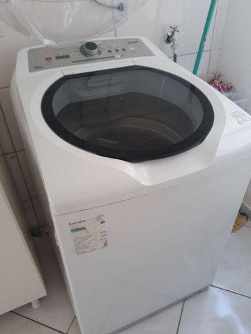 Máquina de lavar 15KG Brastemp