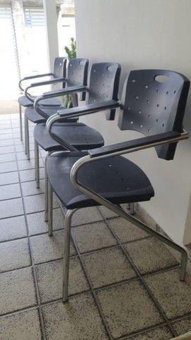 Cadeiras Cavaletti (Seminovas) - Valor Individual.
