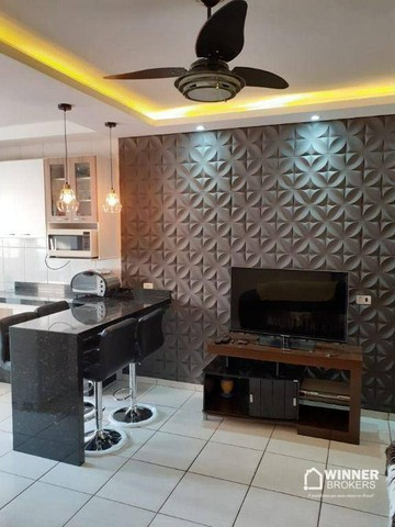 Casa com 2 dormitórios à venda, 62 m² por R$ 240.000,00 - Parque Tarumã - Maringá/PR - Foto 5