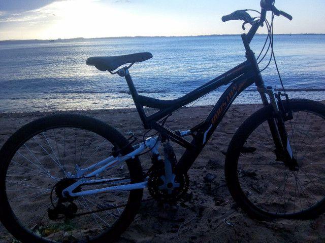 Bicicleta hoston tiger