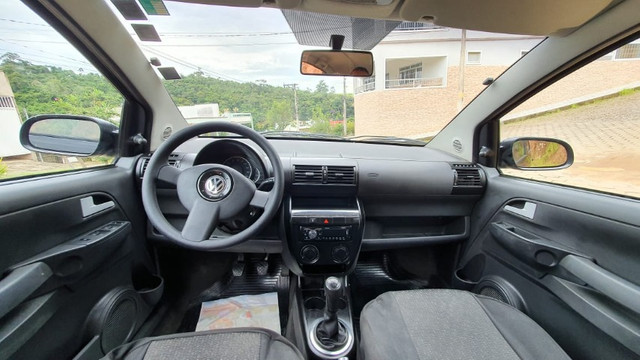 VW Fox G1 1.0 Preto Completo (-Ar) - Foto 6