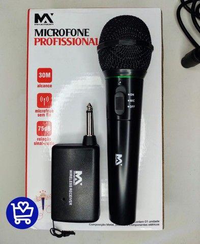 Microfone sem fio ( entrega grátis )