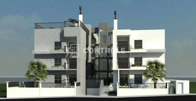 ( K) Terrenos c/ Projeto Aprovado pela Prefeitura e Alvará para Edifício em Canasvieiras - Foto 2