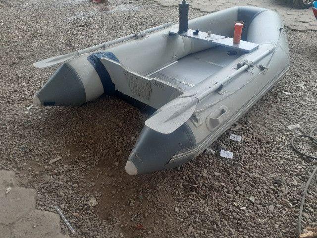 Barco hidro-force vendo ou troco por algo do meu interesse R$1.000,00 - Foto 3
