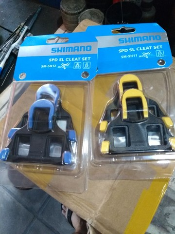 Taco para pedal Shimano (Speed)