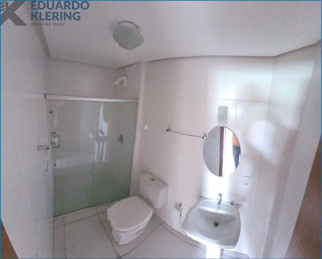 Apartamento com 2 dormitórios, 2 vagas, sacada com churrasqueira, Esteio-RS - Foto 10