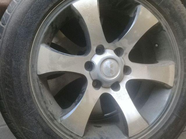 vendo 4 rodas compreta