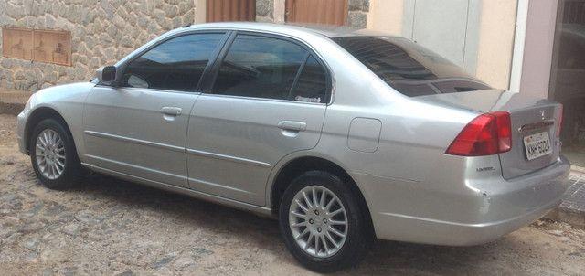 Honda Civic, vendo ou troco - Foto 3