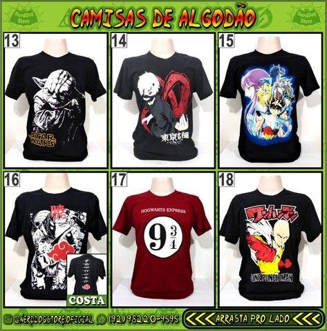 Camisas NerdDog Store - Coleção Geek (parte 1) - Foto 3