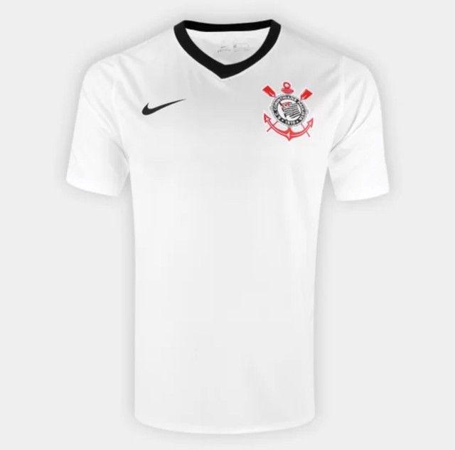 Camisa Corinthians Nike 20/21