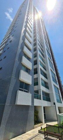 Excelente Apartamento Andar Alto com 3 suítes 141 m2 Lagoa Nova