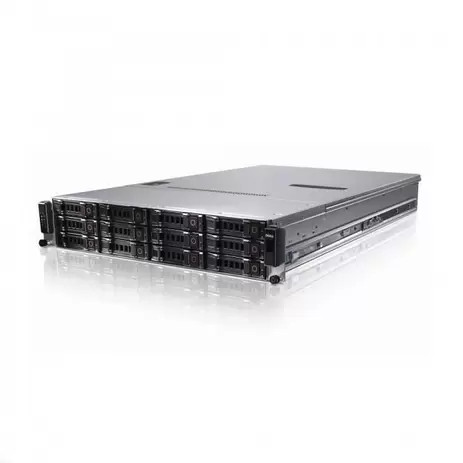 Servidor Dell Storage NAS iSCSI 18tb ssd Flash 2 portas 10GB