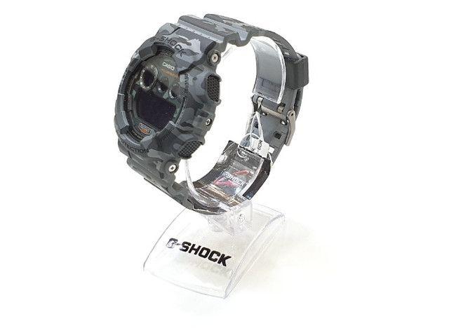 Relógio G-Shock Camuflado - Foto 4