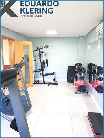 Apartamento com 2 dormitórios, 2 vagas, churrasqueira, no Jardins da Figueira (Esteio-RS) - Foto 19