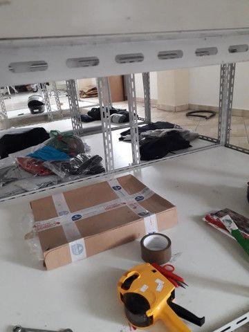 Mesa de corte confecção 3 metros por 220 aberto negociação (dinheiro) - Foto 2