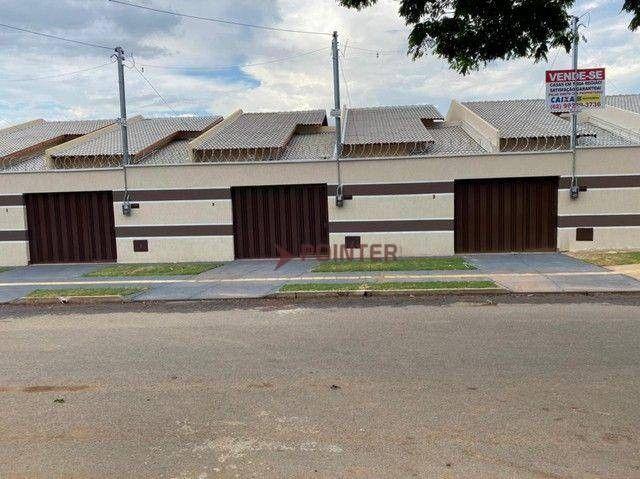 Casa à venda, 120 m² por R$ 220.000,00 - Independência - Aparecida de Goiânia/GO - Foto 3