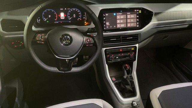 Pronta entrega VW T-Cross Highline 250TSI  21/22 Zero km - Foto 8
