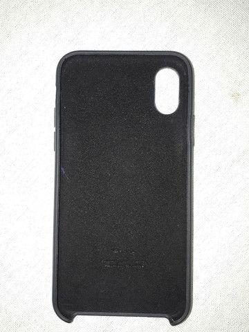 Capa original IPhone XS Apple - Foto 2