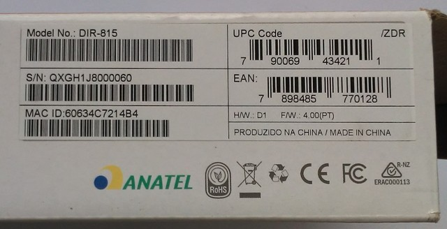 Roteador WI-FI Router DIR-815 - Foto 2