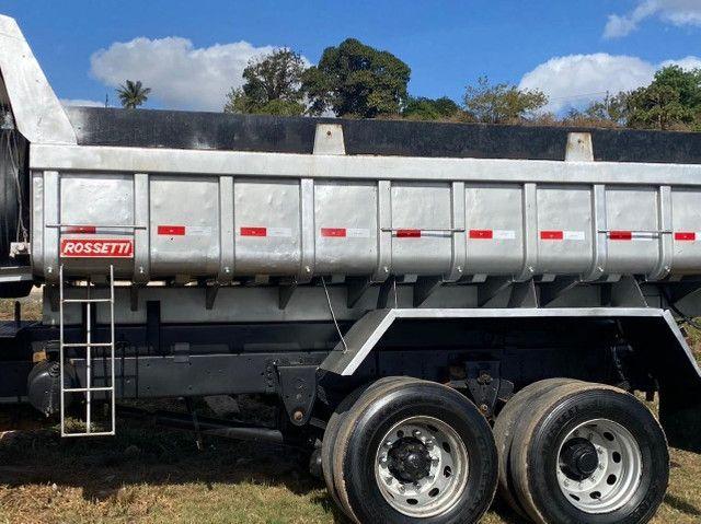 Caminhão caçamba 24250, ano 2009/2009. Preço 180.000 mil - Foto 6