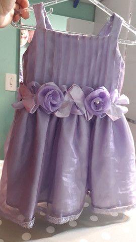 Vestido menina 2 anos