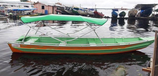 Canoas em alumínio naval  - Foto 5
