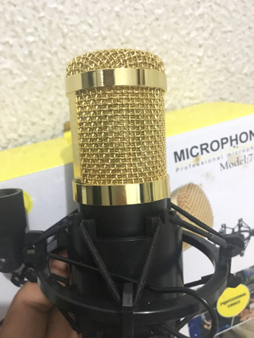 MICROFONE CONDENSADOR TOP DE LINHA - Foto 2